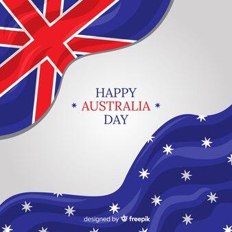 Fundo do dia da austrália