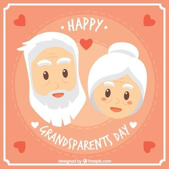 Fundo do dia dos avós