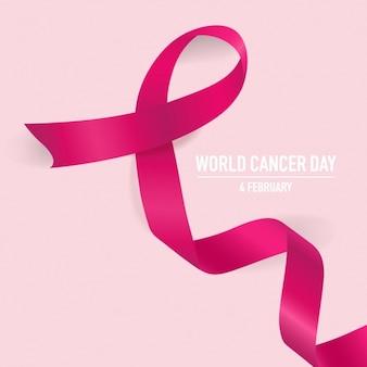 Fundo do mundo dia câncer
