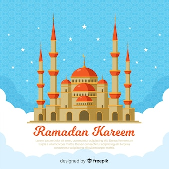 Fundo do ramadã