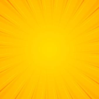 Fundo do sunburst