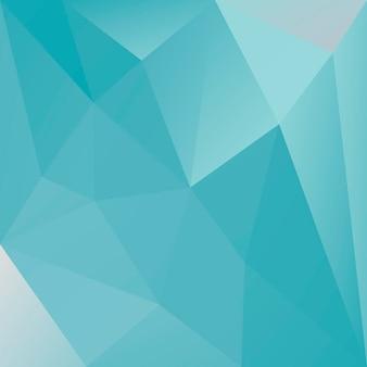 Fundo do triângulo quadrado abstrato do gradiente. cenário poligonal de cor cinza, amarelo e turquesa para apresentação de negócios. banner abstrato geométrico na moda. design de folheto corporativo. estilo mosaico.