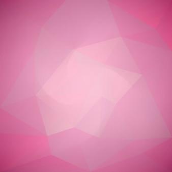 Fundo do triângulo quadrado abstrato do gradiente. cenário poligonal vinoso, vermelho, cor de videira para apresentação de negócios. banner abstrato geométrico na moda. design de folheto corporativo. estilo mosaico.