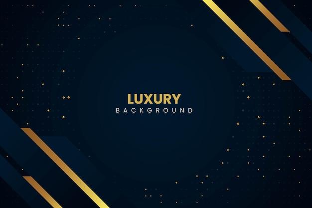 Fundo dourado abstrato luxo
