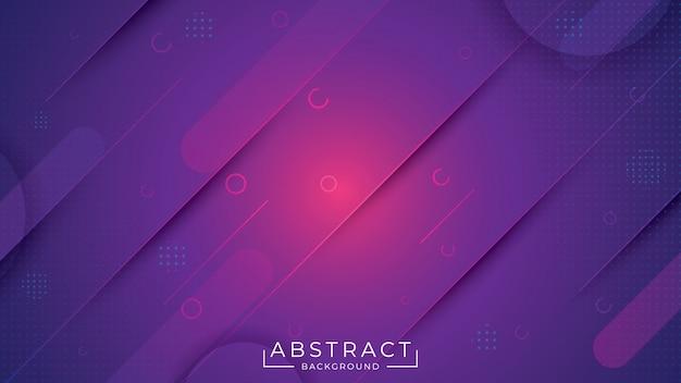 Fundo elegante abstrato com cor violeta