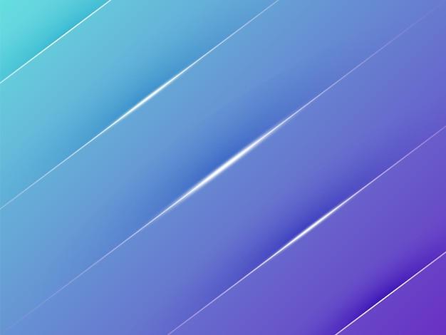 Fundo elegante moderno azul abstrato