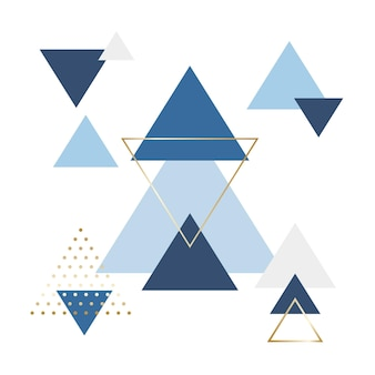 Fundo escandinavo minimalista e abstrato
