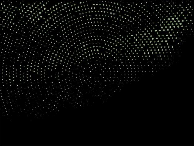 Fundo escuro abstrato colorido com design de meio-tom