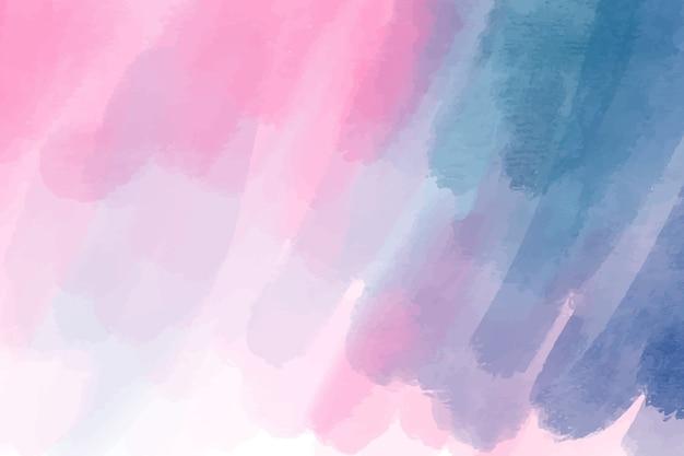 Fundo estilo aquarela