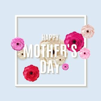 Fundo feliz dia das mães