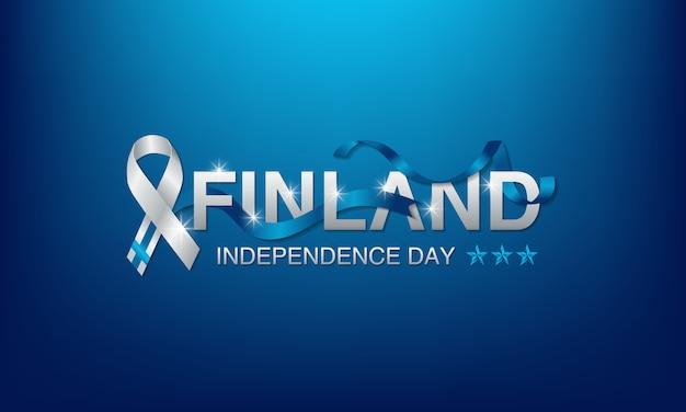 Fundo, finland, independência, dia