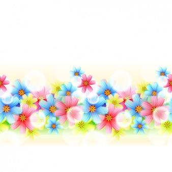 Fundo flower power