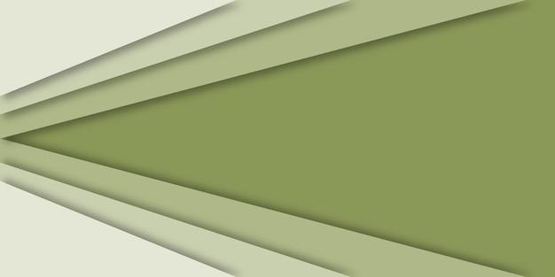 Fundo geométrico 3d moderno com espaço de cópia.