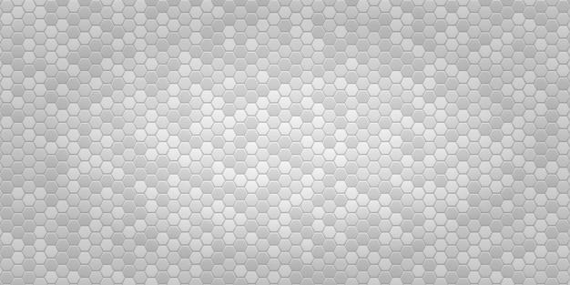 Fundo geométrico abstrato branco de pequenos poliedros com detalhes coloridos