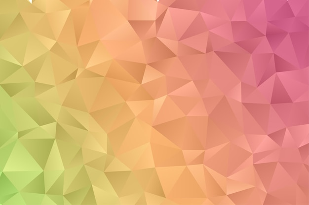 Fundo geométrico abstrato do polígono. papel de parede de diamante. padrão elegante.