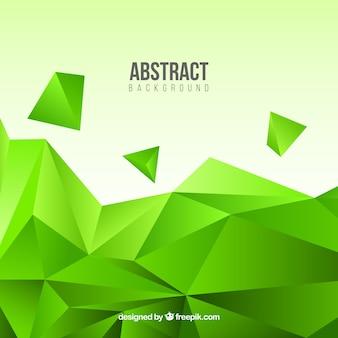 Fundo geométrico abstrato geométrico