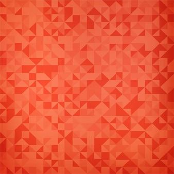Fundo geométrico abstrato redl