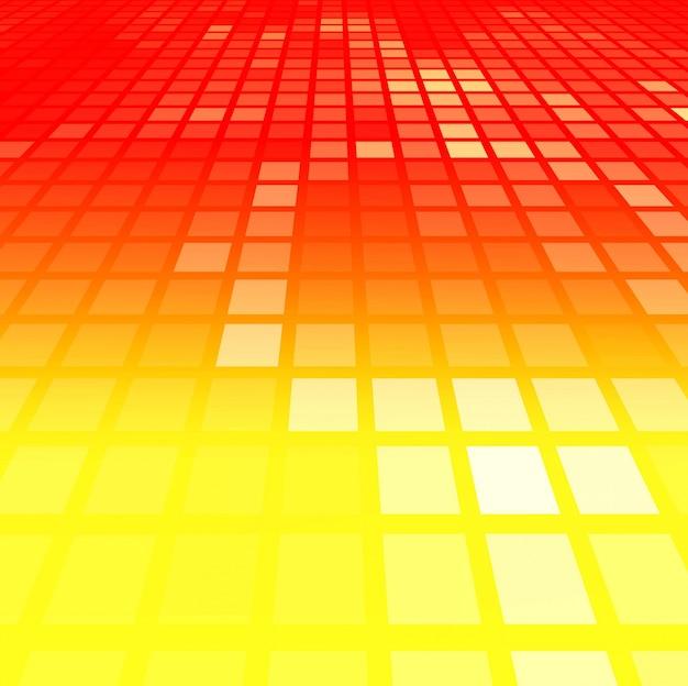 Fundo geométrico brilhante moderno
