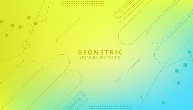 Fundo geométrico geométrico
