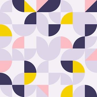 Fundo geométrico moderno abstrato