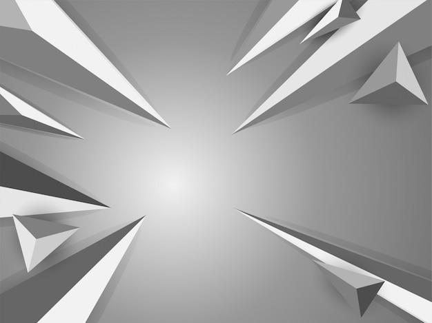 Fundo geométrico moderno.