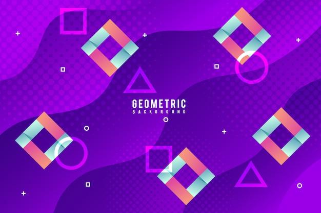 Fundo geométrico