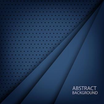 Fundo gradiente abstrato azul