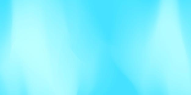 Fundo gradiente azul pastel abstrato