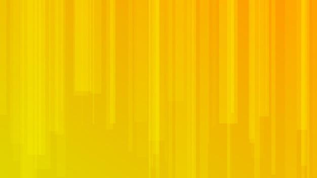 Fundo gradiente colorido moderno com linhas. cenário de apresentação abstrato geométrico amarelo. ilustração vetorial