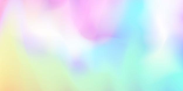 Fundo gradiente colorido pastel abstrato