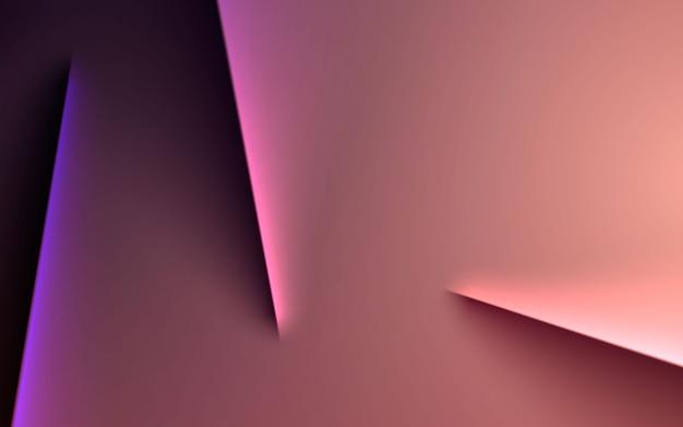 Fundo gradiente de tira abstrata