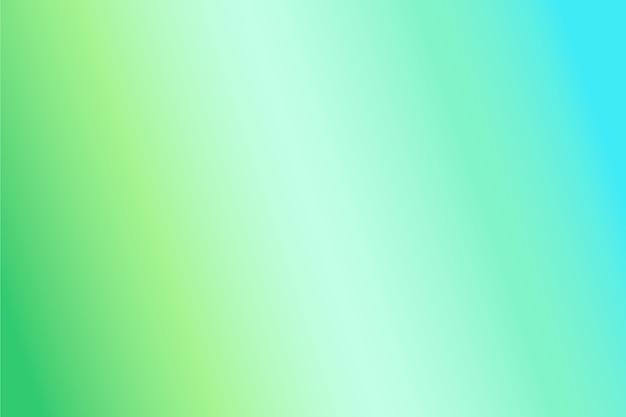 Fundo gradiente de tons de verde