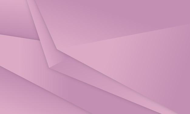 Fundo gradiente do triângulo abstrato roxo polígono com sombra. design para o seu papel de parede.