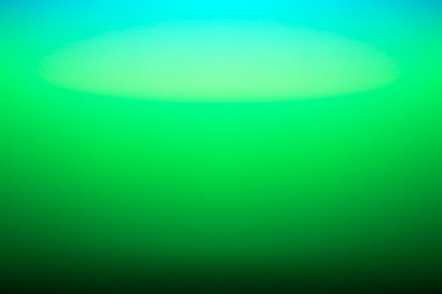 Fundo gradiente em estilo de tons de verde