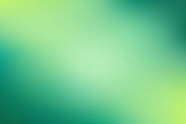 Fundo gradiente em tons de verde