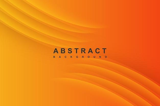 Fundo gradiente moderno abstrato com decoração de onda diagonal para promoção de cartão de anúncio de capa de página de destino da web