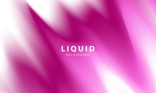 Fundo gradiente rosa abstrato conceito de ecologia