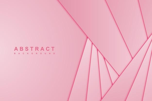 Fundo gradiente rosa com camada de sobreposição de linha diagonal