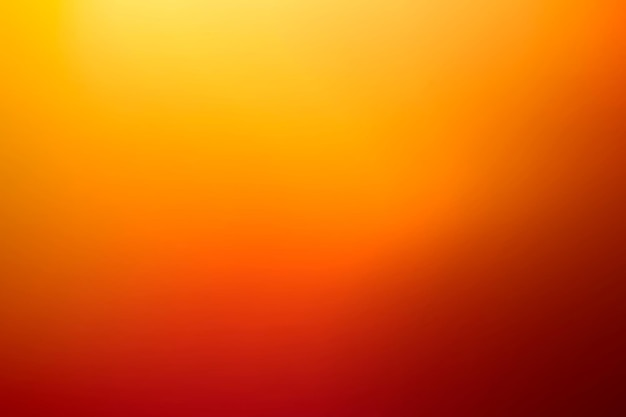 Fundo gradiente vermelho quente