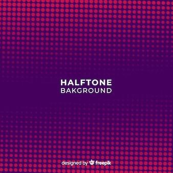 Fundo haltone