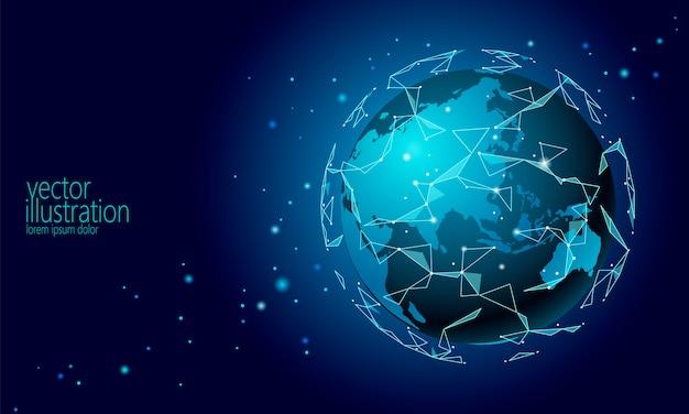 Fundo internacional de criptomoeda blockchain de troca de informações de conexão internacional