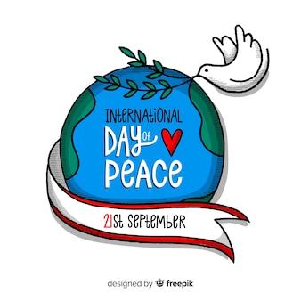 Fundo internacional do dia da paz