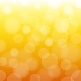 Fundo laranja e amarelo