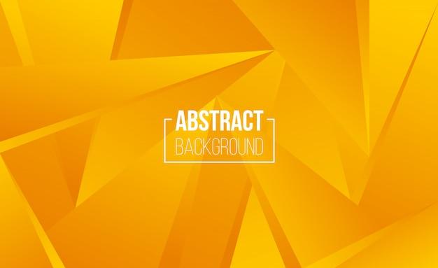 Fundo laranja texturizada dinâmica abstrata