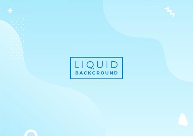 Fundo líquido abstrato