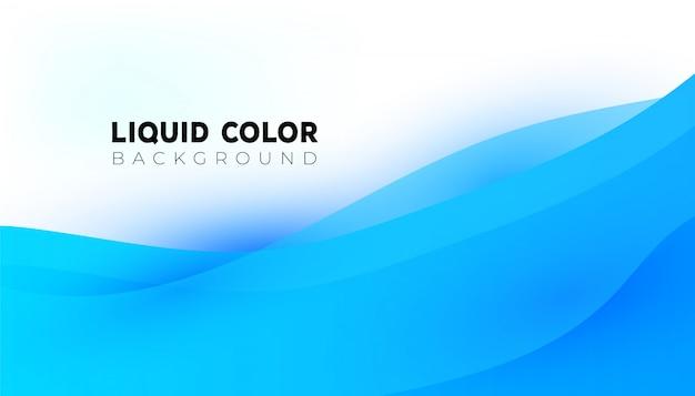 Fundo líquido gradiente líquido abstrata na moda