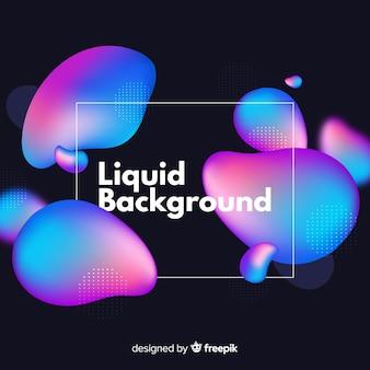 Fundo líquido
