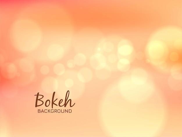 Fundo macio abstrato simples bokeh