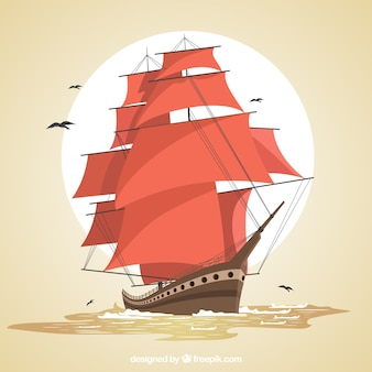 Fundo, majestic, galleon