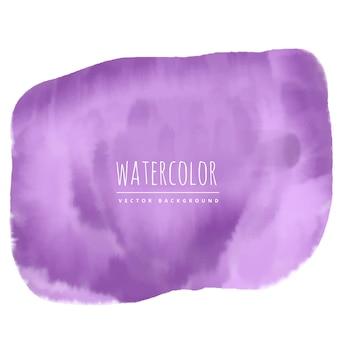 Fundo mancha aquarela roxo